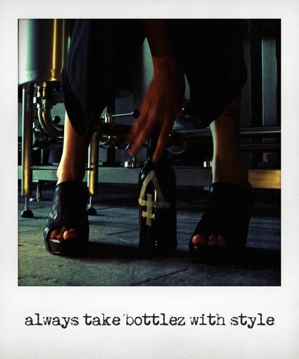 take bottlez with style