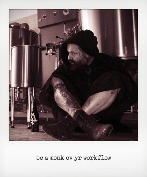be a monk ov yr workflow